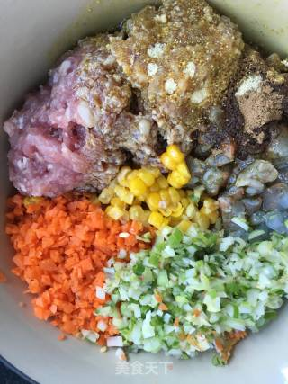水晶虾饺的做法_水晶虾饺怎么做_米拉Miira的菜谱
