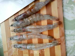 秋葵鲜虾粥的做法_夏季懒人餐#秋葵鲜虾粥_秋葵鲜虾粥怎么做_阳台上的草莓的菜谱
