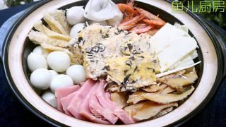 """海蛋全家福的做法_海蛋全家福──""""鱼儿厨房""""私房菜_海蛋全家福怎么做_鱼儿厨房的菜谱"""