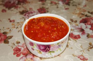 姜丝番茄虾的做法_姜丝番茄虾怎么做_大海微澜的菜谱