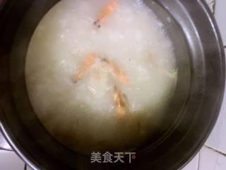 排骨鲜虾粥的做法_排骨鲜虾粥怎么做_云朵里的那只猫的菜谱