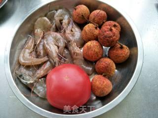 荔枝虾仁的做法_荔枝虾仁怎么做_简单是快乐的的菜谱