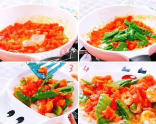 番茄手挤面的做法_番茄手挤面—特省事的宝宝手工面_番茄手挤面怎么做_柚子小吃货的菜谱