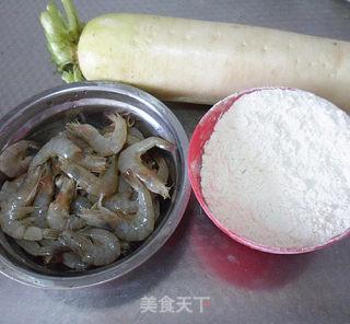 虾仁萝卜酥饼的做法_虾仁萝卜酥饼怎么做_绿野薄荷的菜谱