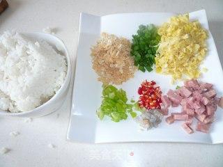 炒米饭的做法_炒米饭怎么做_菜谱