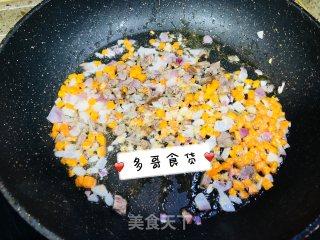黄金牛肉炒饭的做法_黄金牛肉炒饭怎么做_多哥食货的菜谱