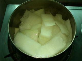 冬瓜汤的做法_冬瓜汤怎么做_机器嘴的菜谱