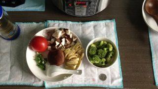 蔬菜瘦身汤的做法_蔬菜瘦身汤怎么做_MargaretWang的菜谱