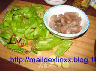 虾仁炒尖椒的做法_虾仁炒尖椒怎么做_菜谱