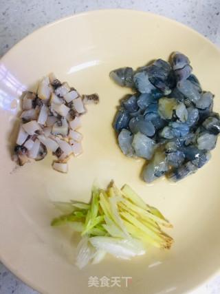 海鲜粥的做法_海鲜粥怎么做_菜籽妈的菜谱