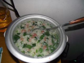 菠菜粥的做法_补钙营养菠菜粥_菠菜粥怎么做_菜谱