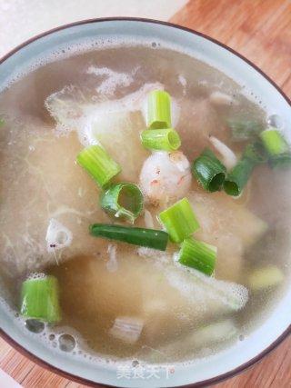 冬瓜虾仁海米汤的做法_冬瓜虾仁海米汤怎么做_慕容雪薇的菜谱