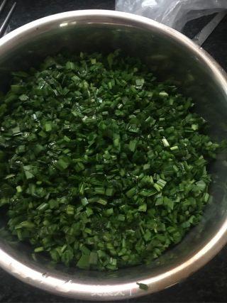 韭菜虾仁肉馅饺子的做法_韭菜虾仁肉馅饺子怎么做__蒍鉨变乖々的菜谱