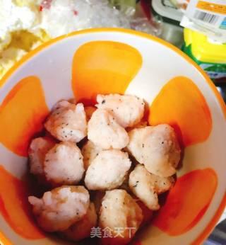 宝宝球球饭的做法_宝宝球球饭怎么做_最初的最美❤的菜谱
