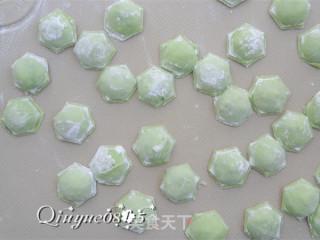 多边形翡翠三鲜饺子的做法_多边形翡翠三鲜饺子怎么做_Qiuyue0815的菜谱