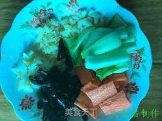 肉片熘虾仁的做法_肉片熘虾仁怎么做_大老猫的空间的菜谱
