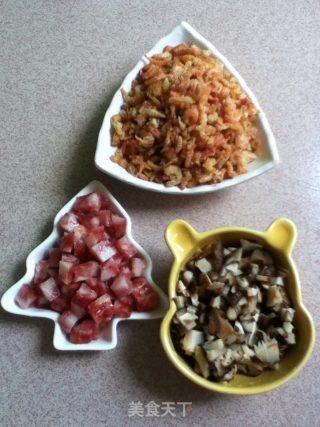 广式萝卜糕的做法_广式萝卜糕怎么做_梦桃缘的菜谱