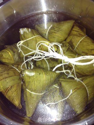 肉粽飘香的做法_肉粽飘香怎么做_我是南石妈妈的菜谱