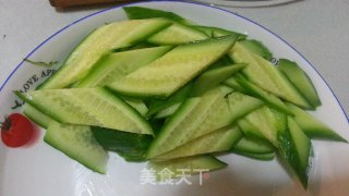 虾仁独面筋的做法_虾仁独面筋怎么做_lu-lu_1125的菜谱