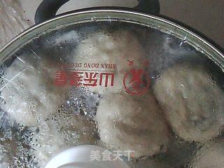 素馅水煎包的做法_素馅水煎包怎么做_滋味美的菜谱