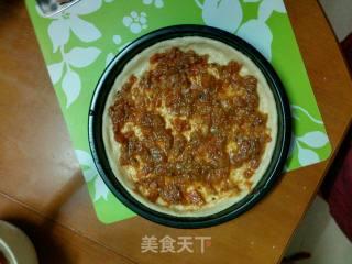 至尊鲜虾披萨的做法_至尊鲜虾披萨怎么做_媛依飘絮的菜谱