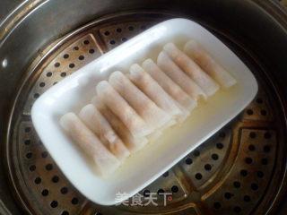 水晶虾仁萝卜卷的做法_水晶虾仁萝卜卷怎么做_泽瑞妈妈的菜谱
