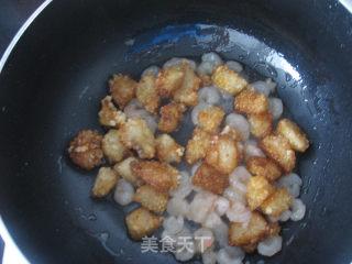锅包虾仁粽子的做法_锅包虾仁粽子怎么做_荷香淡淡的菜谱