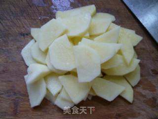 虾仁炒土豆的做法_虾仁炒土豆怎么做_花鱼儿的菜谱