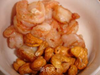 腰果虾仁的做法_腰果虾仁怎么做_(纳尼亚)的菜谱