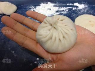 猪肉虾仁包子的做法_猪肉虾仁包子怎么做_米花鱼的菜谱