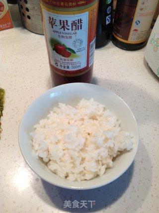 牛油果手卷的做法_牛油果手卷怎么做_汪汪宝贝儿的菜谱