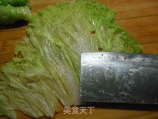 白菜翡翠卷的做法_白菜翡翠卷怎么做_玉食贝贝的菜谱