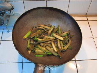 虾仁扒茄条的做法_虾仁扒茄条怎么做_菜谱