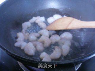 西兰花炒虾仁的做法_西兰花炒虾仁怎么做_菜谱