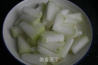 虾仁冬瓜条的做法_虾仁冬瓜条怎么做_菜谱