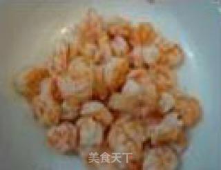 芥末虾仁沙拉的做法_芥末虾仁沙拉怎么做_菜谱