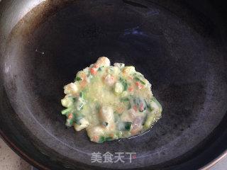 韭菜饼的做法_韭菜饼 —— 豪华版_韭菜饼怎么做_这世道☆没人道的菜谱