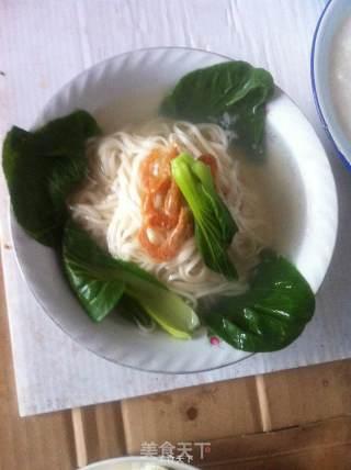清汤面的做法_清汤面--大鱼大肉外的小清新_清汤面怎么做_zq小花花的菜谱
