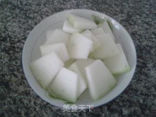 冬瓜烩虾仁的做法_冬瓜烩虾仁怎么做_小确幸、的菜谱