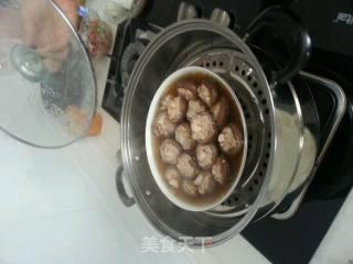 香菇盒的做法_香菇盒(肉馅虾仁)_香菇盒怎么做_Shiny鑫的菜谱