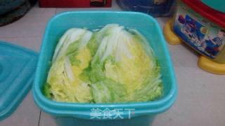 泡菜的做法_泡菜怎么做_毒药々尒眫的菜谱