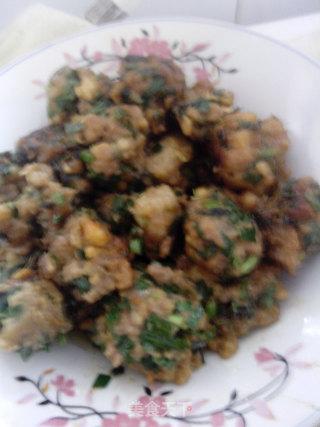 虾猪肉丸盖饭的做法_虾猪肉丸     盖饭_虾猪肉丸盖饭怎么做_菜谱