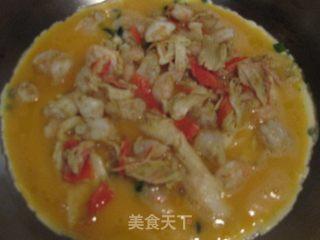 海鲜鸡蛋饼的做法_海鲜鸡蛋饼怎么做_菜谱