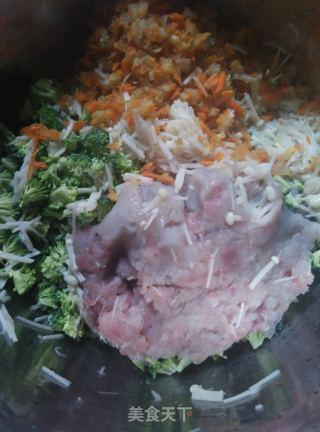 治愈孩子挑食—什锦蔬鲜虾包的做法_治愈孩子挑食—什锦蔬鲜虾包怎么做_乐宝媽的菜谱