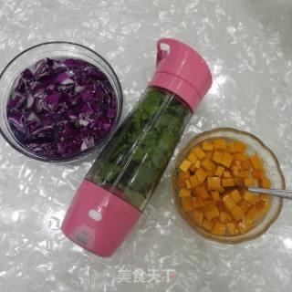 彩色包子的做法_彩色包子怎么做_色彩味的菜谱