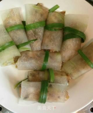 冬瓜鲜虾卷的做法_冬瓜鲜虾卷怎么做_鱼乐无线小厨房的菜谱