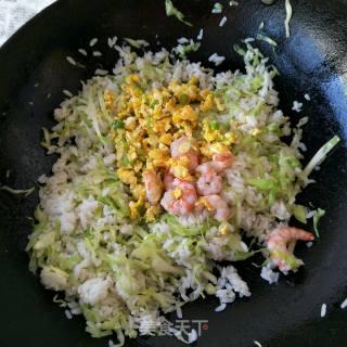 扬州炒饭的做法_扬州炒饭怎么做_简单是快乐的的菜谱