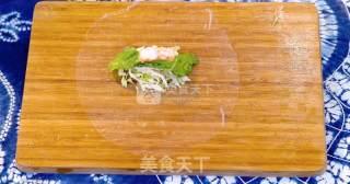 越南春卷的做法_越南春卷怎么做_心煮艺的厨房的菜谱