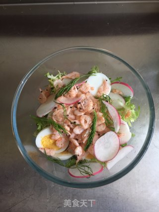 南极磷虾沙拉的做法_南极磷虾沙拉怎么做_懒猫胖胖哒的菜谱