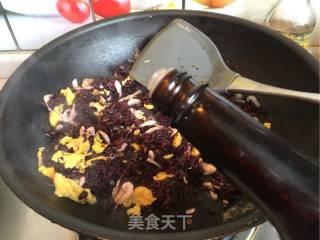 磷虾蛋炒饭的做法_磷虾蛋炒饭怎么做_麦子老妈的菜谱